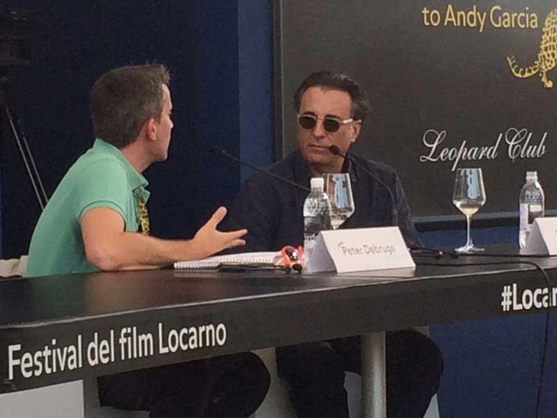 Andy Garcia incontra il pubblico di Locarno_6 © MaSeDomani