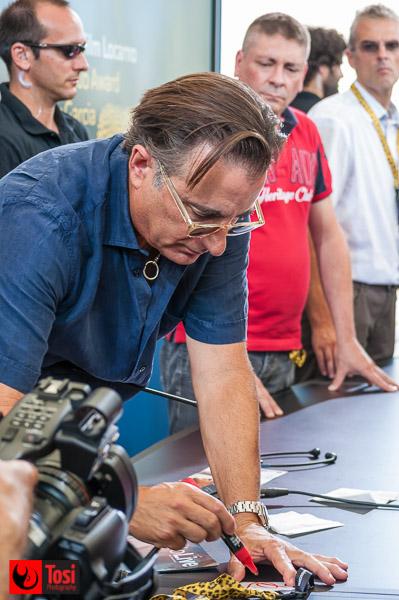 Andy Garcia incontra il pubblico di Locarn_3 © Tosi Photography