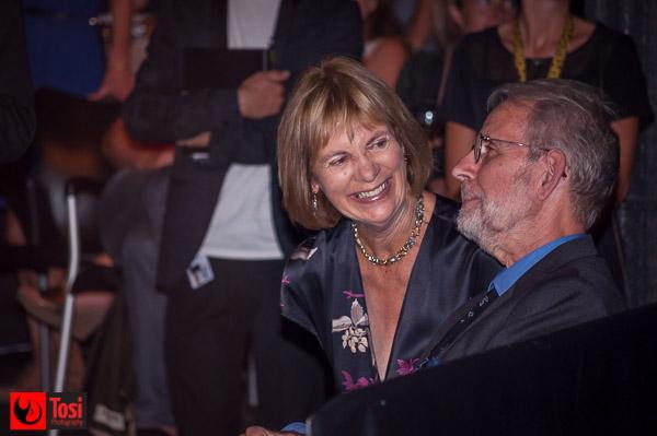 Festival del Film di Locarno-CONSEGNA PARDO ALLA CARRIERA di WALTER MURCH-MURIEL ANN MURCH-13-8-2015-1789-20150813