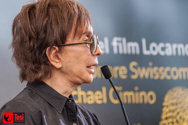 Festival del Film di Locarno-MICHAEL CIMINO-10-8-2015-8988-20150810