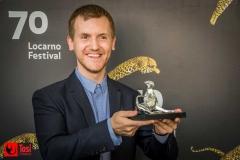 Pardi 2017 Concorso Internazionale - Best Actor: ELLIOTT CROSSET HOV