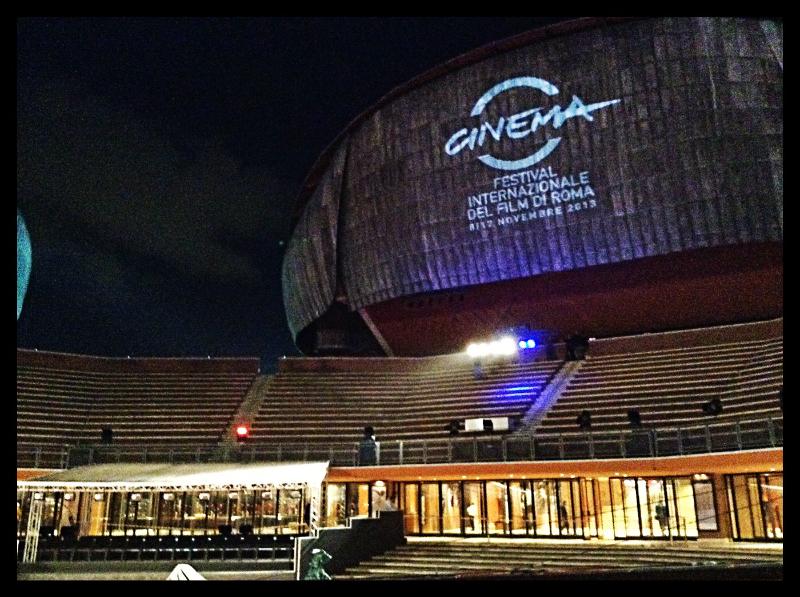 RomaCinemaFest 2013 - Auditorio: prove generali  © MaSeDomani