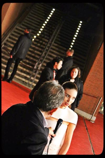 Rooney Mara sul Red Carpet ©  Biffblognews