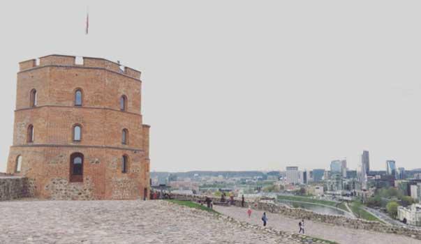 La Torre Gedimina di Vilnius - Photo by Anna Falciasecca