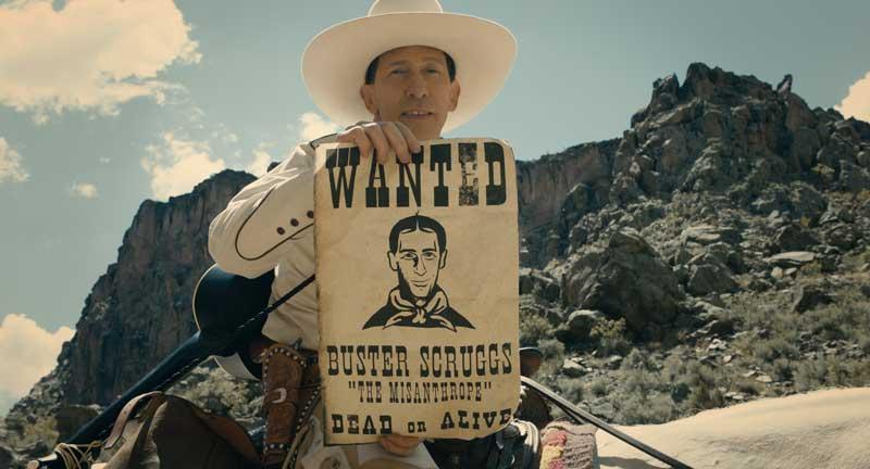 The Ballad of Buster Scruggs film still