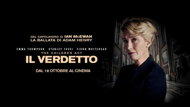 locandina orizzontale del film Il Verdetto