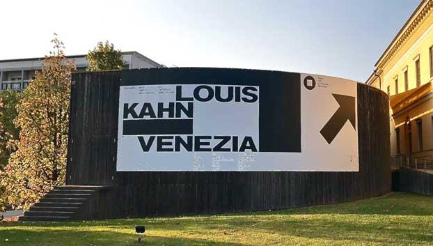 Louis Kahn e Venezia in mostra - Photo by Vissia Menza