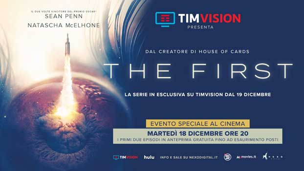 il banner della serie TV The Frist
