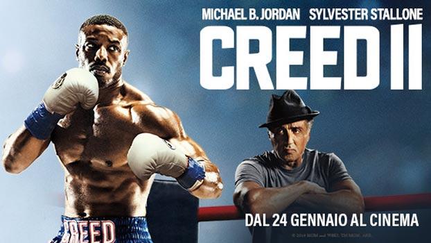 Creed II icona film