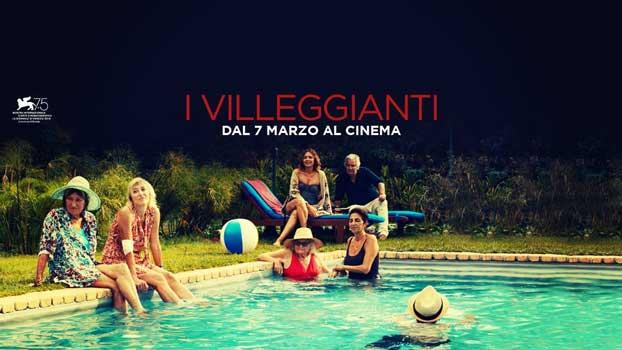 I Villeggianti banner film