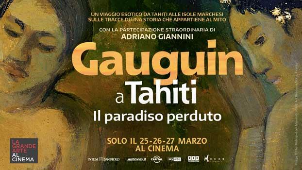Gauguin a Tahiti web