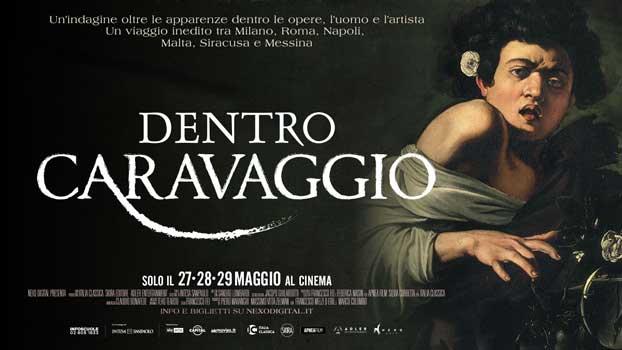 Dentro Caravaggio icona