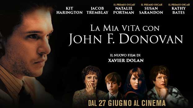 La mia vita con John F. Donovan icona