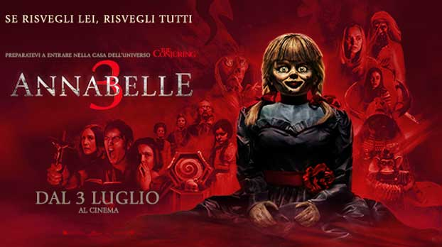 Annabelle 3 icona