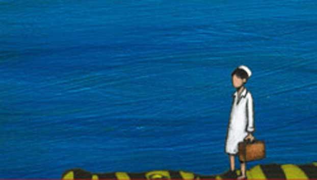 nel mare ci sono i coccodrilli - dettaglio cover