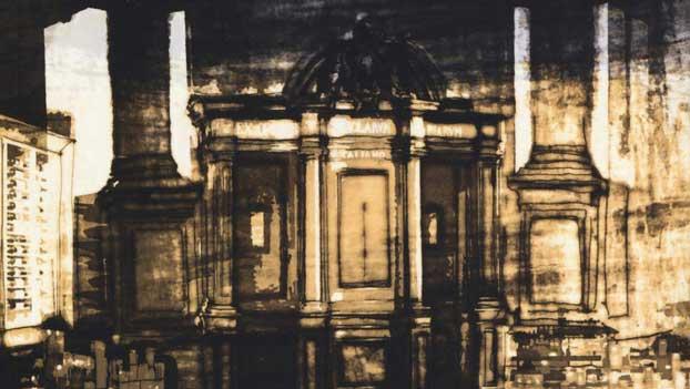 Amor Roma dettaglio copertina