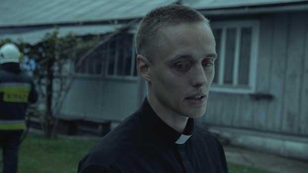 Il protagonista del film Corpus Christi