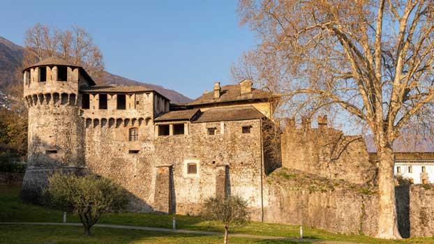 Giornate Europee del Patrimonio a Locarno: il castello visconteo foto di Cosimo Filippini