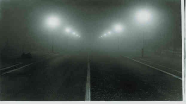 Paolo Novelli, Night untitled n. 26, 2004. Mostra La Fotografia come differenza, Triennale Milano