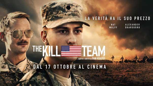 the kill team banner film