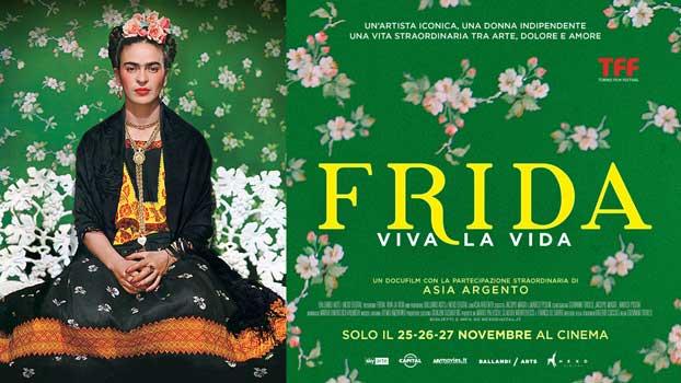 Frida Viva la Vida banner film