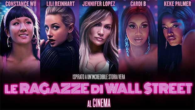 Le ragazze di Wall Street banner film