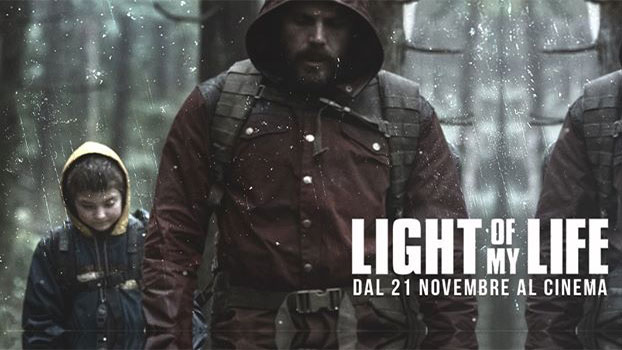 Light of my life banner film