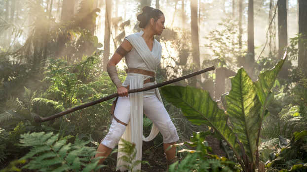 Dal set di Star Wars: l'Ascesa di Skywalker