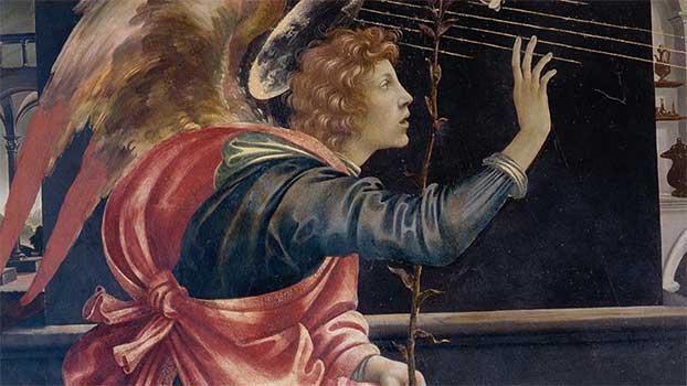 Filippino Lippi, L'Annunciazione in mostra in Sala Alessi a Milano