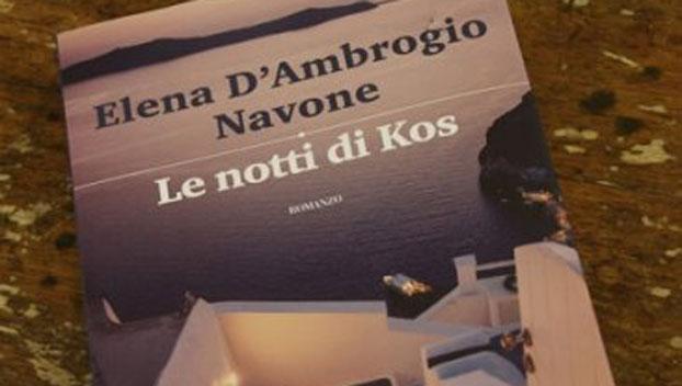 La cover del romanzo Le notti di Kos. Photo credit: Nick Zonna ©