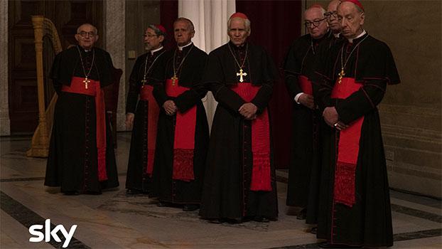 The New Pope episodi 3 e 4 photo by Gianni Fiorito