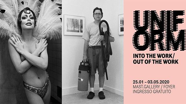 Alla scoperta della mostra UNIFORM into the work: out of the work al MAST di Bologna!