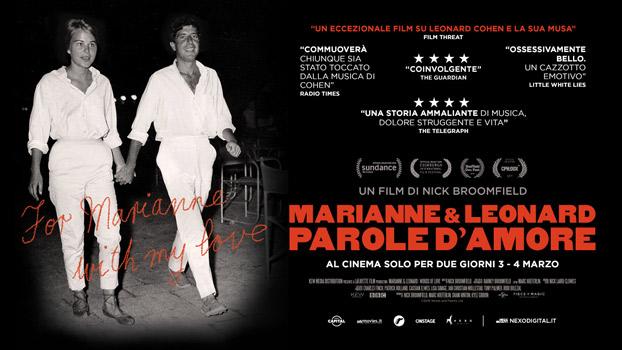 MARIANNE E LEONARD Parole d'amore icona