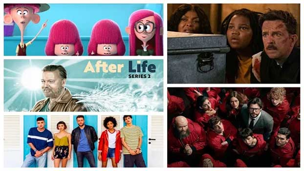 novità su Netflix ad aprile