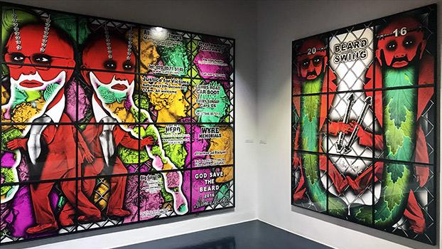 The Locarno Exhibition al Museo Casa Rusca. Photo by MaSeDomani