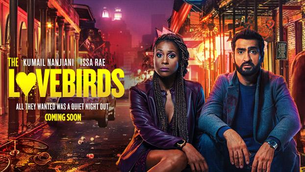 The Lovebirds film Netflix