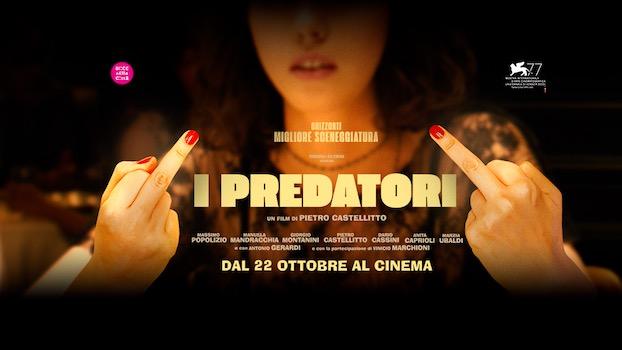 film i predatori banner