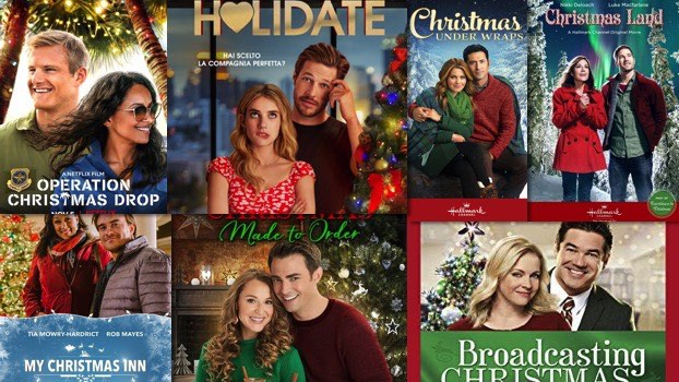 film di Natale a novembre su Netflix
