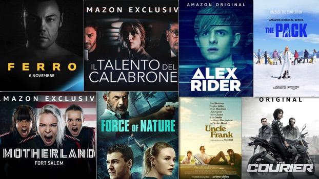 amazon prime video novembre icona