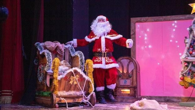 Alla scoperta di Babbo Natale. Foto di Margherita Cirulli