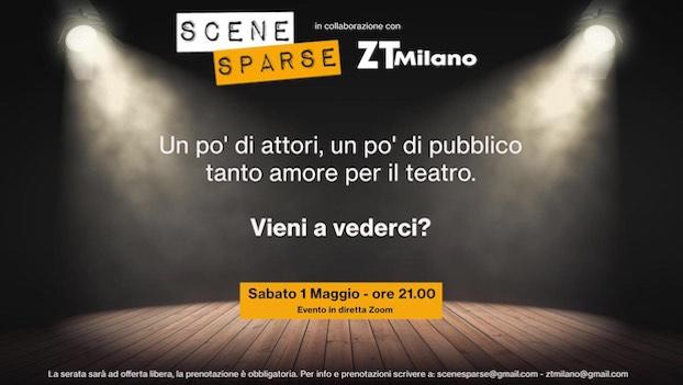 scene sparse