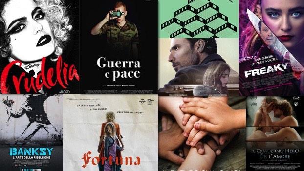 i film al cinema dal 27 maggio