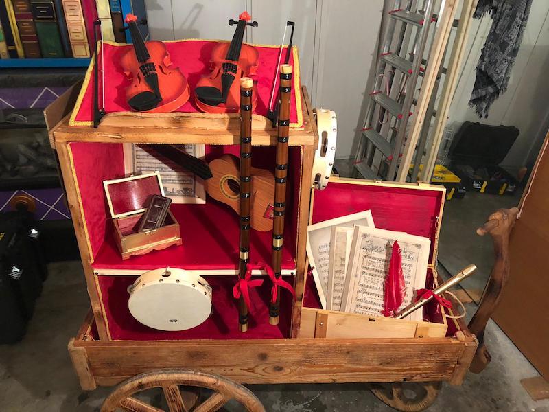 Audizioni Belle - Musicista. Ph: press office